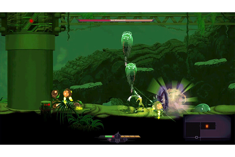 Sundered Is A Beautiful Game That Makes Me Very Angry
