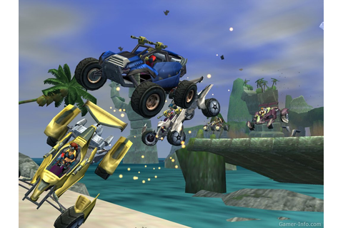 Jak X: Combat Racing (2005 video game)