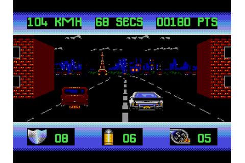 OutRun Europa Download Game | GameFabrique