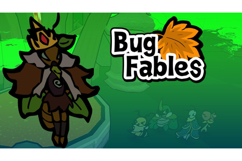 THE EVERLASTING SAPLING - BUG FABLES - PART 45 - LET'S ...