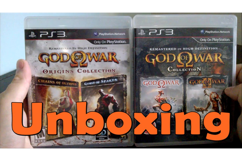 God of War Origins Collection / God of War Collection ...