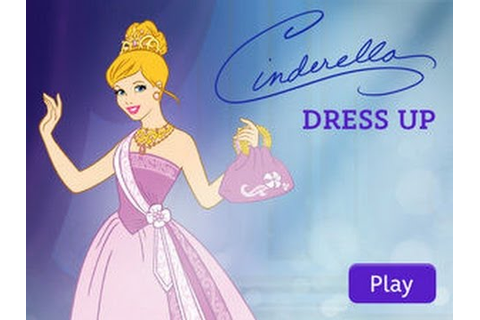 Disney Princess Dress Up Games Girls Games 2016 - YouTube