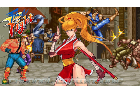 Final Fight 2 (2 Players) - YouTube