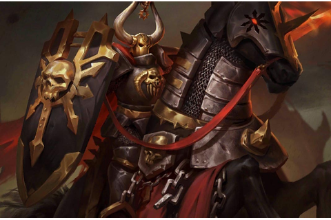 Warhammer: Chaos & Conquest, the new Android strategy game ...