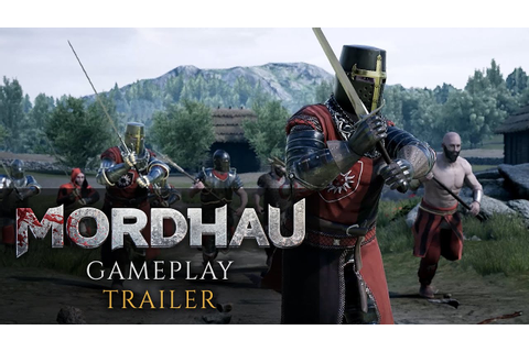 MORDHAU - Gameplay Trailer - YouTube