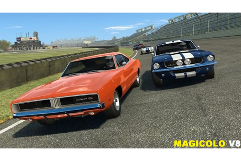V8 Muscle Cars 3 - GoGy driving car racing game 2014 - YouTube