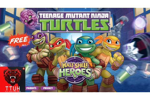 Teenage Mutant Ninja Turtles Legends Game in Android And ...