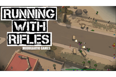 Running With Rifles Gameplay Introduction! (Top-down ...