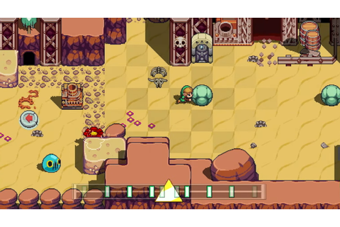 Zelda Crossover Rhythm Game Cadence of Hyrule is Coming in ...