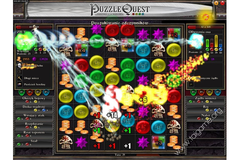 Puzzle Quest: Challenge of the Warlords - Download Free ...