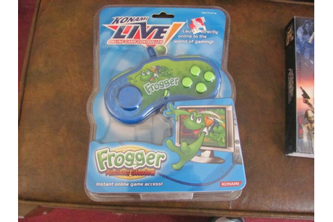 Konami Live Frogger Ancient Shadow (TV game systems, 2006 ...