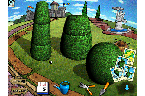 Forever Growing Garden (1993 - Windows 3.x). Ссылки ...
