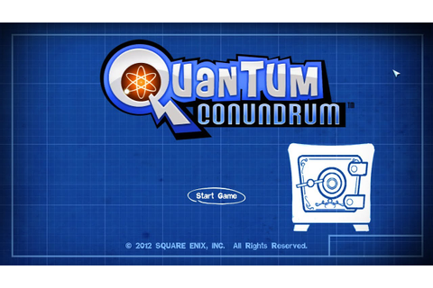 Quantum Conundrum -A Minor In-Conveyance - Speedrun and ...