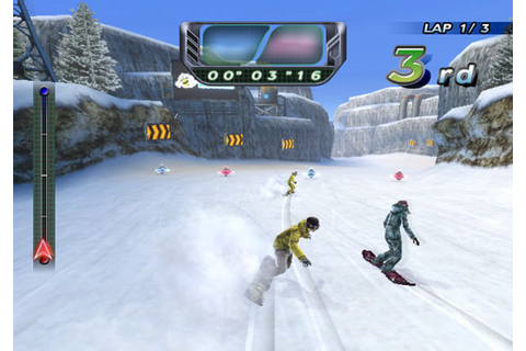 Snowboard Riot the most compelling upcoming WiiWare game ...