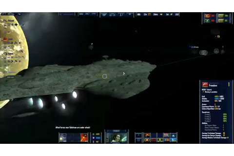 Ep1 Sins of a Galactic Empire Alliance 3v2 Empire(AI) w ...