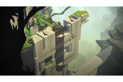 Lara Croft GO iOS Review: Pretty, Brilliant Puzzling | USgamer