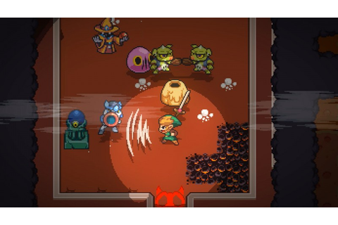 Cadence Of Hyrule Gets New Footage And A Narrowed Down ...