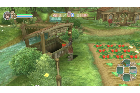 Rune Factory Frontier Review | RPG Site