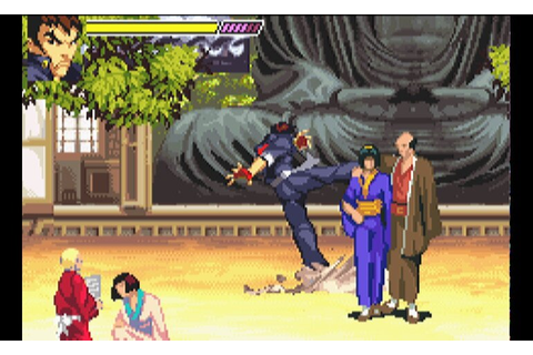 Play Gekido Advance – Kintaros Revenge • Game Boy Advance ...