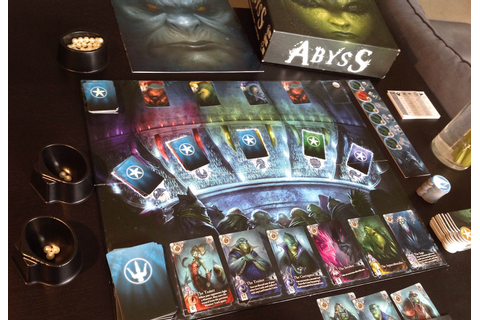 Review: Abyss | Shut Up & Sit Down