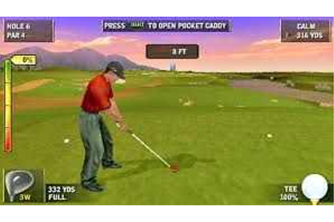 Tiger Woods PGA Tour 07 Download Free Full Game | Speed-New