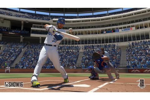 MLB The Show 16 available today | PlayStation 3 News at ...