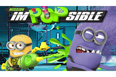 Despicable Me 2: Minion Impopsible Full Game - YouTube
