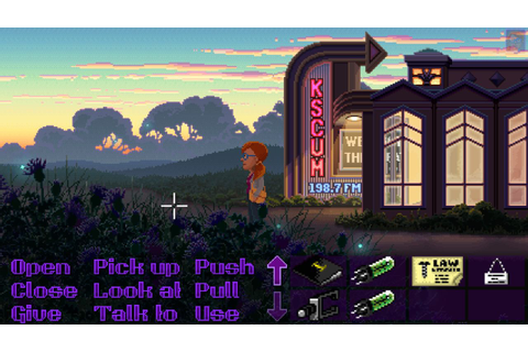Thimbleweed Park Recensione PC Xbox One | The Games Machine