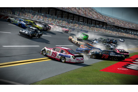 Games Fiends - Nascar The Game: Inside Line (Wii) Review