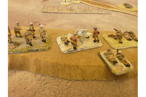 Musings on Wargaming and Life: Battlegroup Tobruk