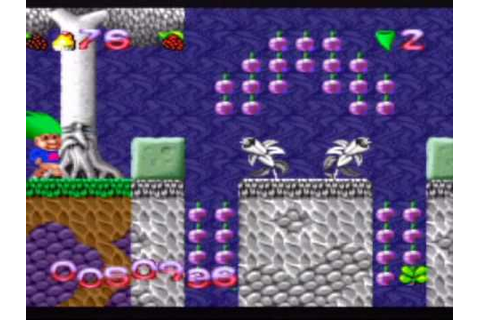 Super Troll Islands Game Sample - SNES/SFC - YouTube