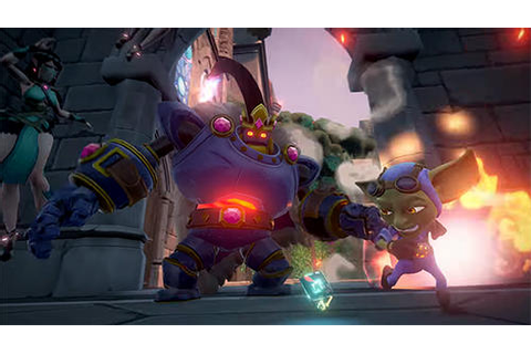 Paladins: Champions of the realm pour Android à ...