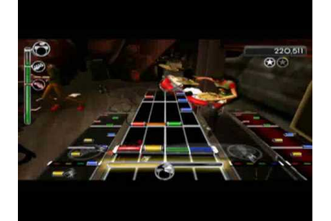 Rock Band Unplugged Gameplay - YouTube