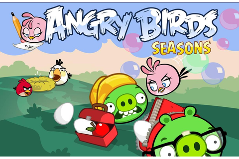 ... Science-Fiction: Download Gratis Game Angry Birds Seasons 2.5.0 Full
