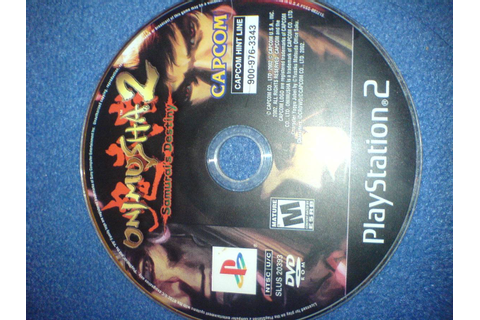 Onimusha 2 Samurai's Destiny De Play 2 Slim O Fat - $ 150 ...