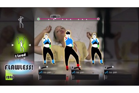 Get Up and Dance PS3 Move News | Reporting Gamer