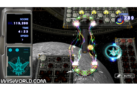 Star Soldier R on WiiWare