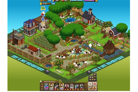 Pioneer Trail « Facebook Game