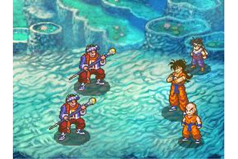 Dragon Ball Z: Attack of the Saiyans - Dragon Ball Wiki