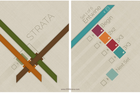'Strata' for iOS, Android and Windows Phone 8 game review