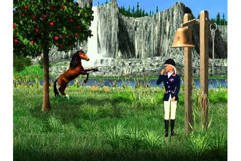 Barbie Riding Club CD ROM - Encounter with the Mystery ...