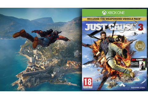 Just Cause 3 Parents' Guide (PEGI 18+) - YouTube