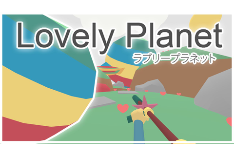 Lovely Planet - A Happy Shooty Gun Game ^_^ - YouTube