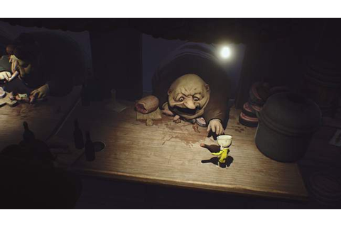 Little Nightmares - JGGH GamesJGGH Games