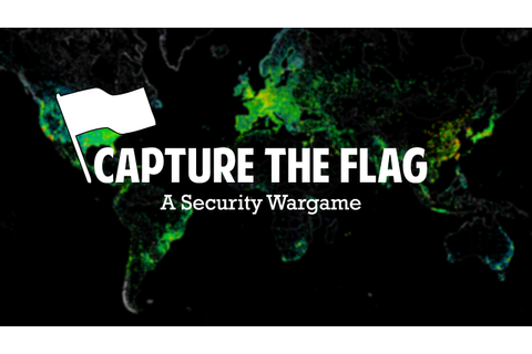 Capture The Flag - A Security Wargame - Effect Hacking