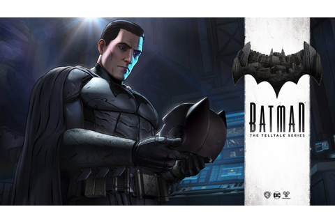 Batman - The Telltale Series Finally Gets Release Date ...