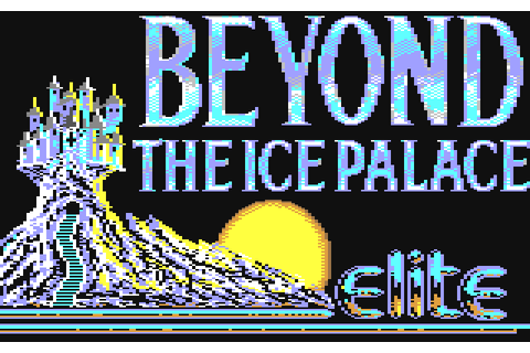 Beyond the Ice Palace (1988) by Elite C64 game