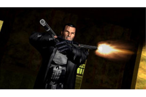 The Punisher Game | PS2 - PlayStation