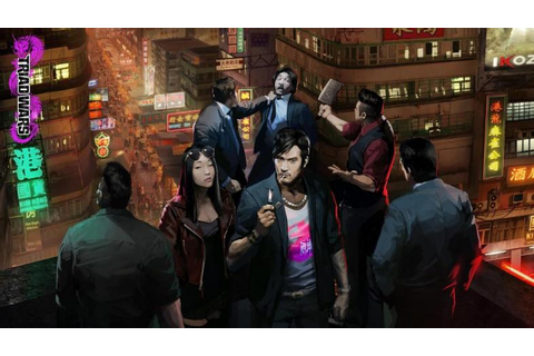 Triad Wars: A New Online Game Based On Sleeping Dogs ...