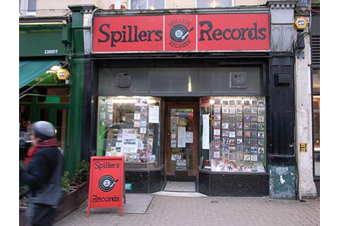 Download The Oldest Record Shop In The World - Spillers ...